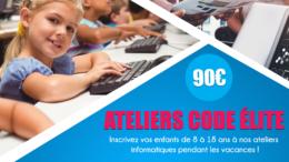 Affiche Code Élite 2018