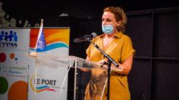 Sabine PIERREDON, Déléguée du Préfet arrondissement Ouest