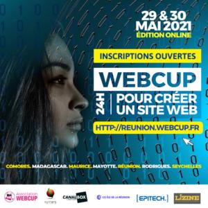 WEBCUP : les inscriptions sont ouvertes