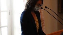 Evelyne Corbière, conseillère régionale de la Région Réunion
