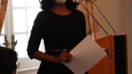 Nadine Caroupanin, Directrice régionale aux droits des femmes
